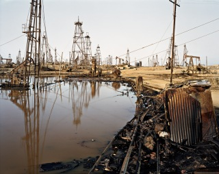 SOCAR Oil Fields #4 Baku, Azerbaijan, 2006