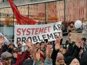 Systemet är problemet hatafolkmskyltar