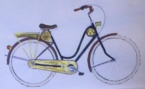 Tommys-cykel