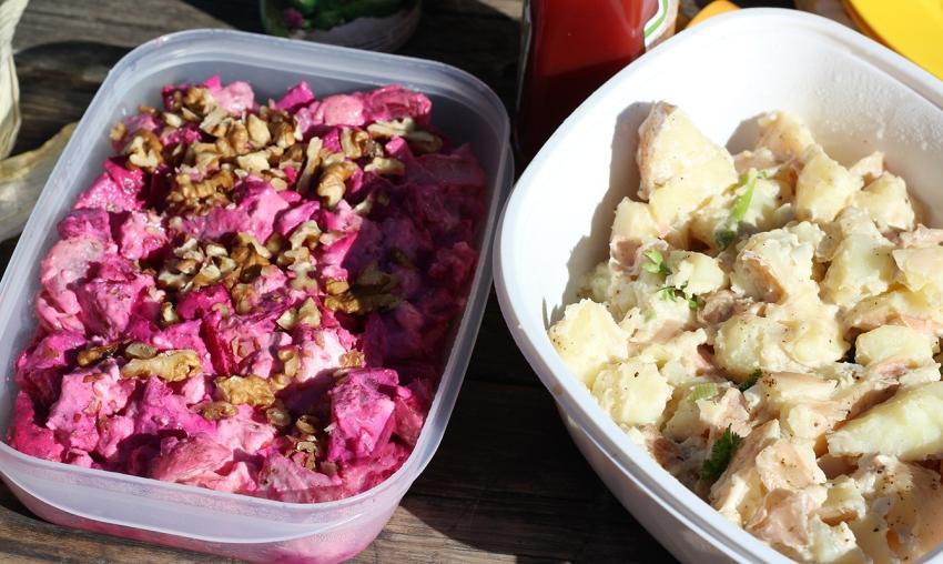 Skördefest Fagerlidsodlingen Hökarängen foto Maja Lindström