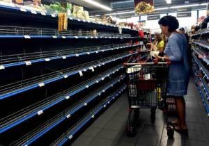 tomma mataffärer Grekland